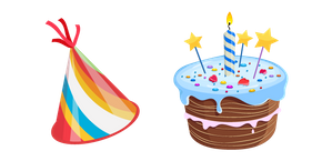 Birthday Cursor