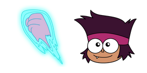 OK K.O.! Let's Be Heroes Kaio Kincaid and Special Move Curseur