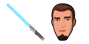 Курсор Star Wars Kanan Jarrus Lightsaber