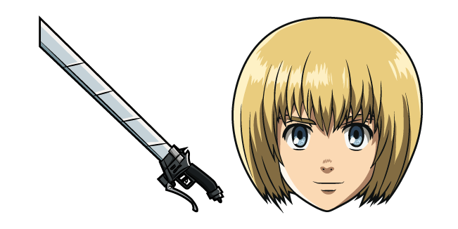 Attack on Titan Armin Arlet