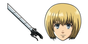 Attack on Titan Armin Arlet Curseur