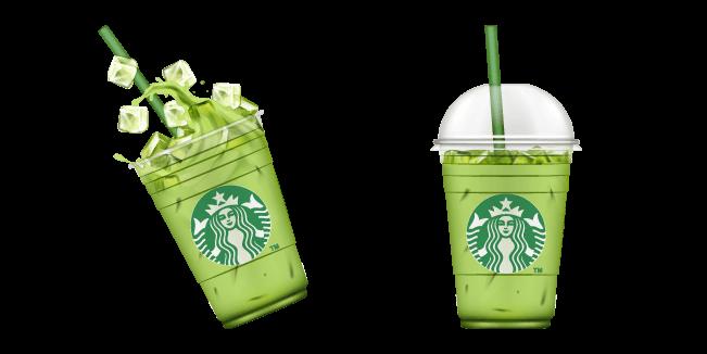 Starbucks Iced Matcha Green Tea Latte