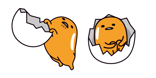 Gudetama and Eggshell