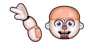 Five Nights at Freddy's Bidybab Cursor