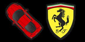 Курсор Ferrari 458 Italia