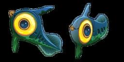 Subnautica Peeper Curseur