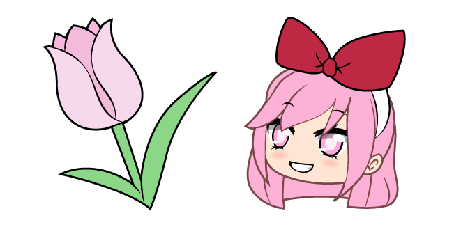 Gacha Life Emma and Tulip