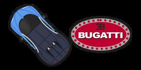 Курсор Bugatti Chiron