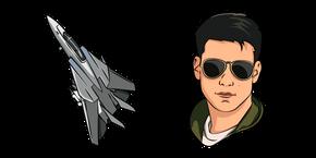 Курсор Top Gun: Maverick F-14A Tomcat
