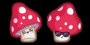 Cute Cool Mushroom