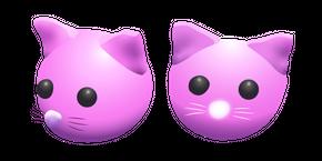 Roblox Adopt Me Pink Cat Curseur