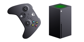 Xbox Series X and Controller Cursor