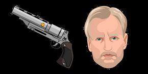 Star Wars Tobias Beckett RSKF 44 Blaster Curseur