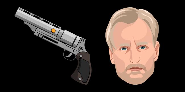 Star Wars Tobias Beckett RSKF 44 Blaster
