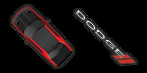 Курсор Dodge Challenger SRT Hellcat 2019
