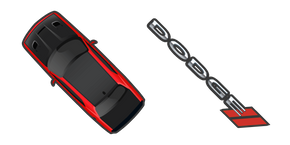Dodge Challenger SRT Hellcat 2019 Cursor