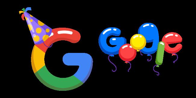 День Рождения Google
