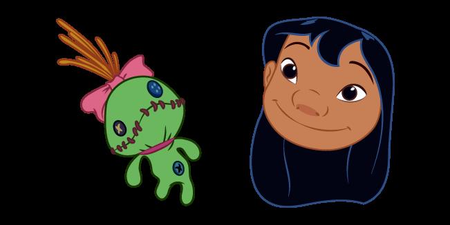Lilo & Stitch Lilo and Scrump the Doll