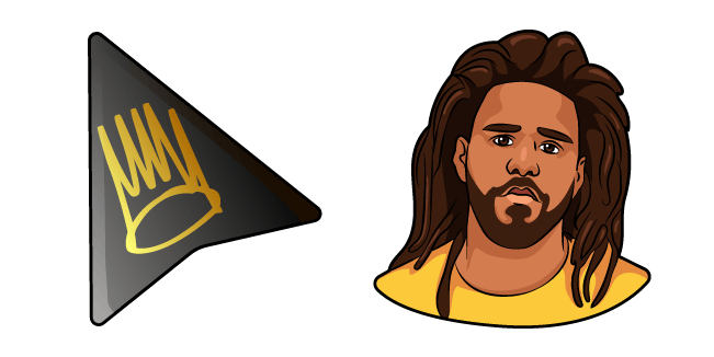 J. Cole and Crown Logo
