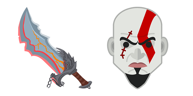 God of War Kratos Blades of Chaos