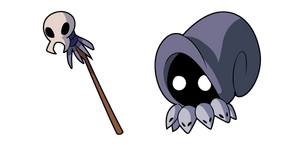 Hollow Knight Snail Shaman Cursor