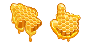 Materials Honeycomb Cursor