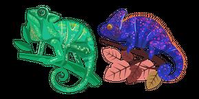 Chameleon Curseur