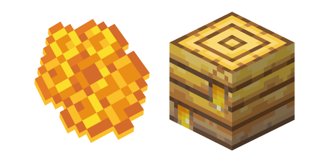 Minecraft Honeycomb and Bee Nest