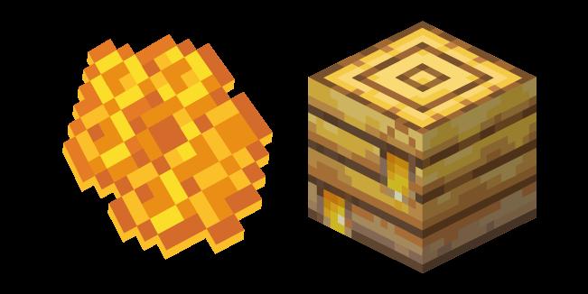 Minecraft Соты и Пчелиное Гнездо