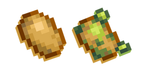 Minecraft Potato and Poisonous Potato Curseur