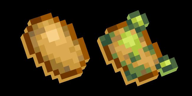 Minecraft Картофель и Ядовитый Картофель