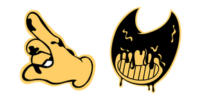 Bendy and the Ink Machine Ink Bendy Cursor