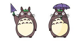 My Neighbor Totoro Oh-Totoro Curseur