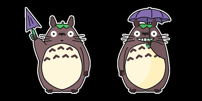 My Neighbor Totoro Oh-Totoro