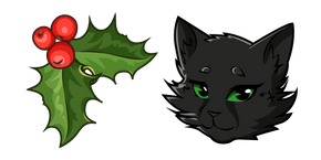 Warrior Cats Hollyleaf and Holy Cursor