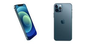 Курсор Apple iPhone 12 Pro Max Pacific Blue