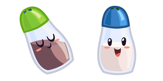 Cute Salt and Pepper