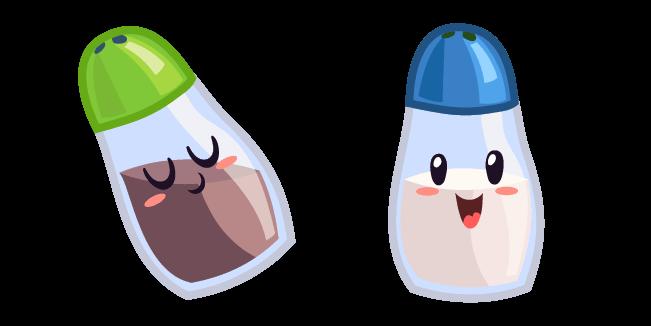 Милые Соль и Перец