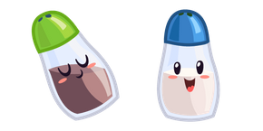 Cute Salt and Pepper Cursor