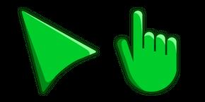 Green Cursor