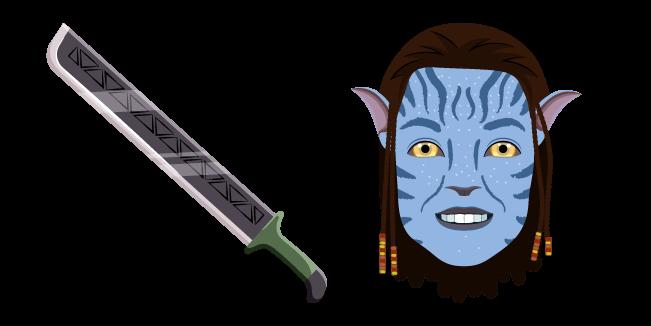 Avatar Grace and Machete