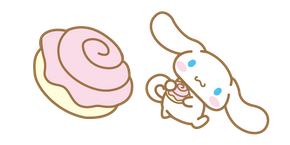 Cinnamon Roll and Cinnamoroll Cursor