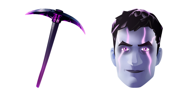 Fortnite Dark Jonesy and Dark Axe
