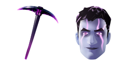 Fortnite Dark Jonesy and Dark Axe Cursor