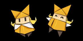 Paper Mario Origami King Olivia Curseur