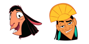The Emperor's New Groove Kuzco Cursor
