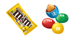 M&M's Peanut Cursor