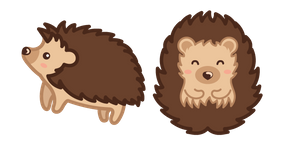 Cute Hedgehog Cursor