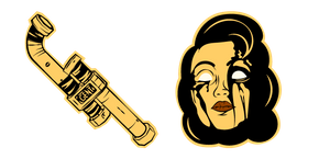 Bendy and the Dark Revival Audrey Cursor