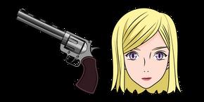 Noragami Bishamonten and Pistol Cursor